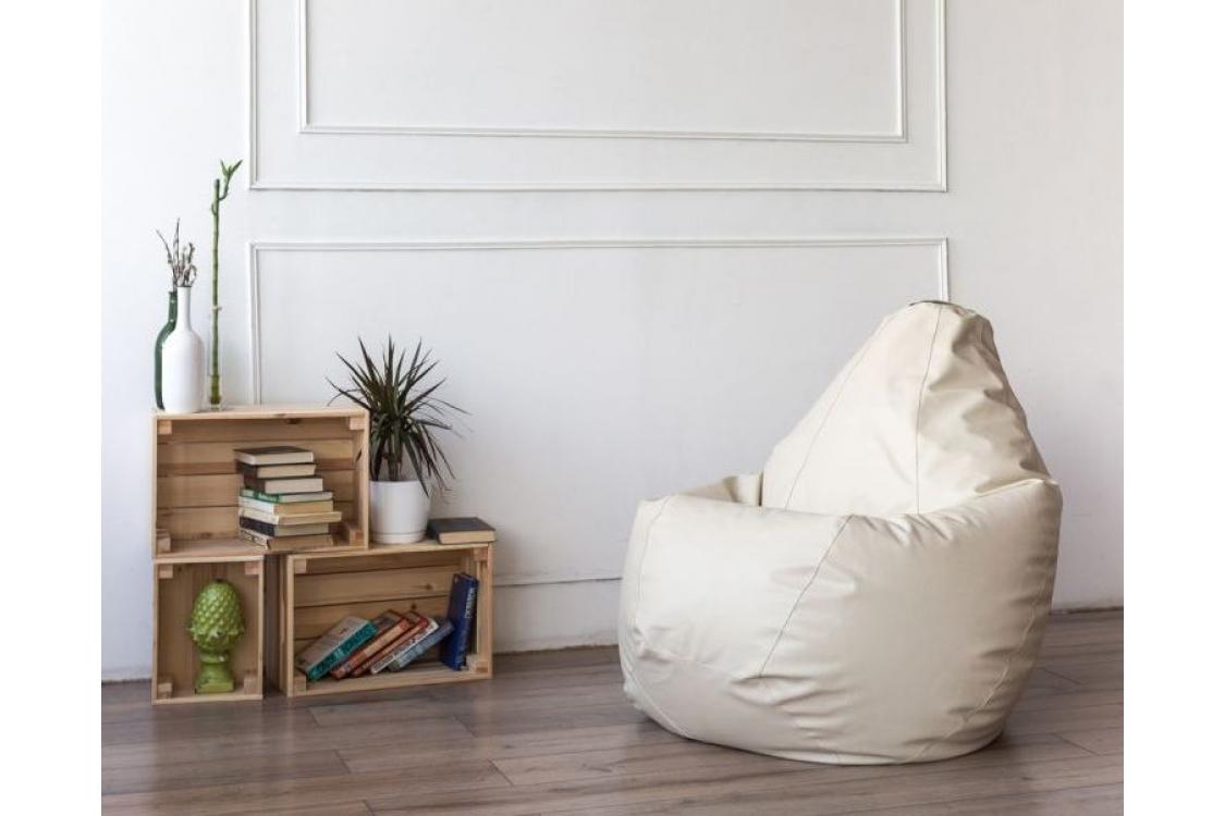 Кресло груша White
