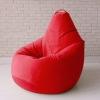 Кресло груша Оксфорд Red