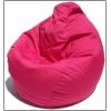 Бескаркасное кресло груша Pink