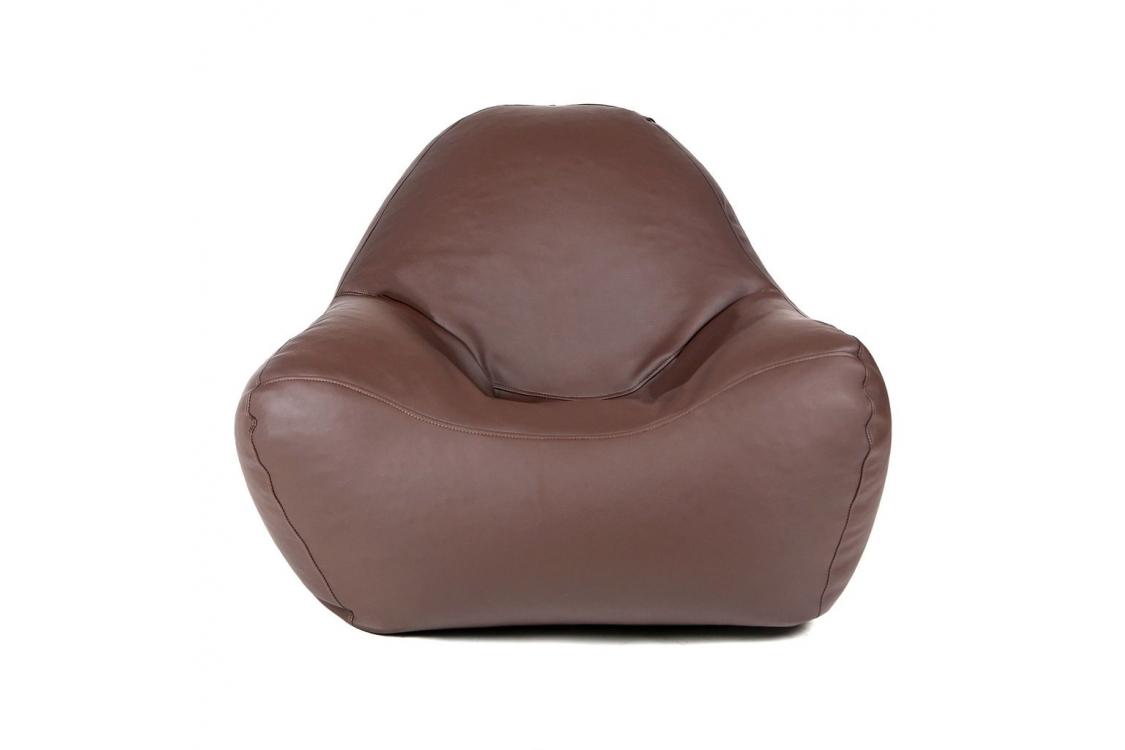 Бескаркасное кресло Gamer Brown