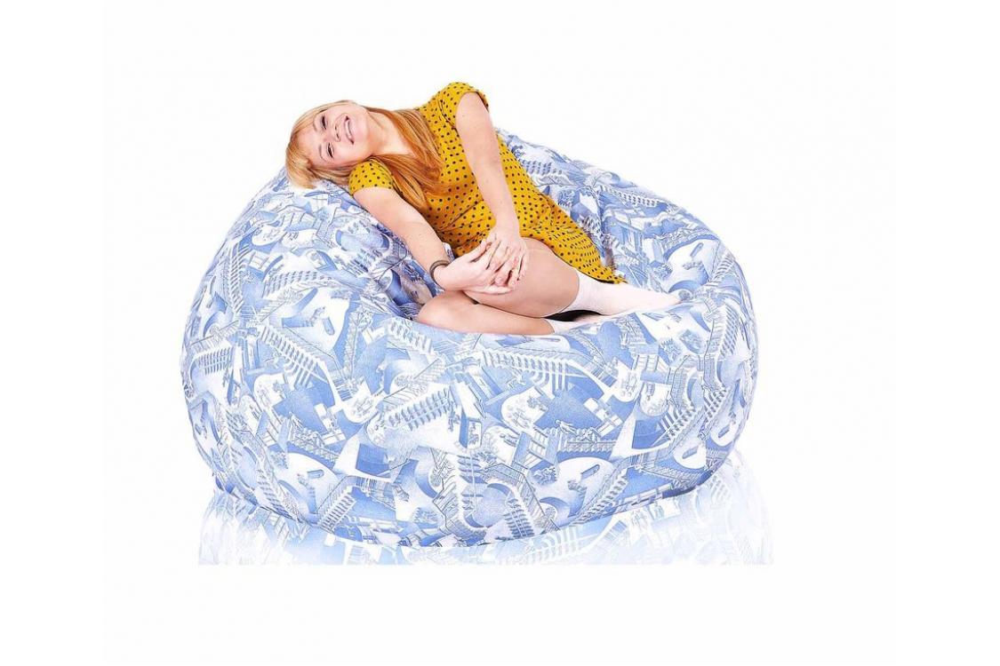 Кресло мяч Planet Принт