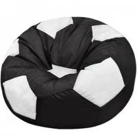 Кресло мяч Black