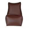 Бескаркасное кресло лежак Rest