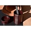 Наборы из кожи FG Bologna Brown 16 предметов