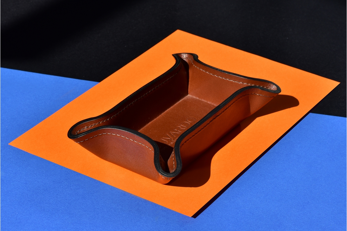 Наборы из кожи FG Tan 12 предметов