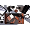 Настольный набор из кожи FG Tan/Сuoietto Шоколад 13 предметов