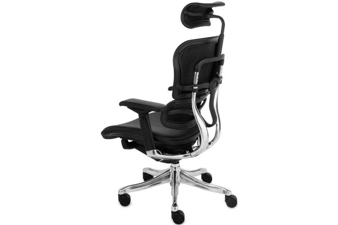 Эргономичное кресло Ergohuman Plus кожа