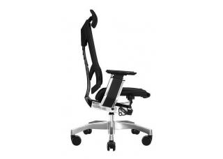 Кресло Genidia Lux Black Кожа