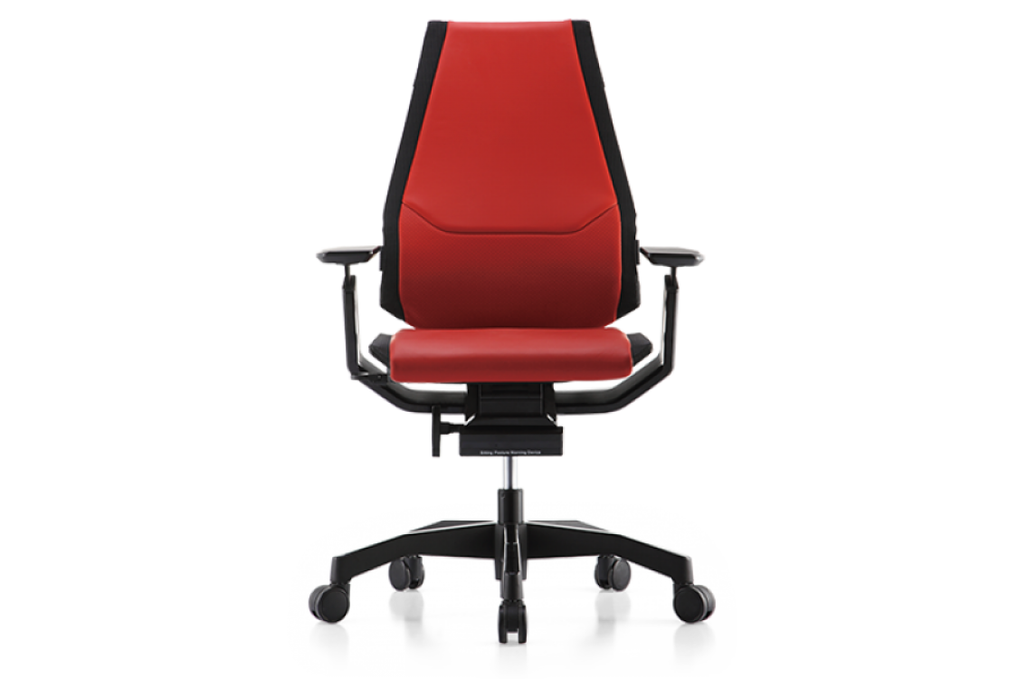 Кресло руководителя Genidia Lux