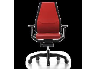 Кресло Genidia Lux Red Кожа