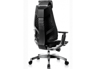 Кресло Genidia Black Mesh