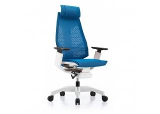 Кресло Genidia Blue Mesh
