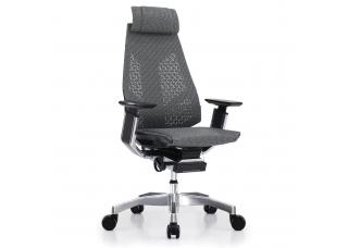 Кресло Genidia Grey Mesh