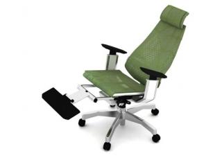 Кресло Genidia Green Mesh