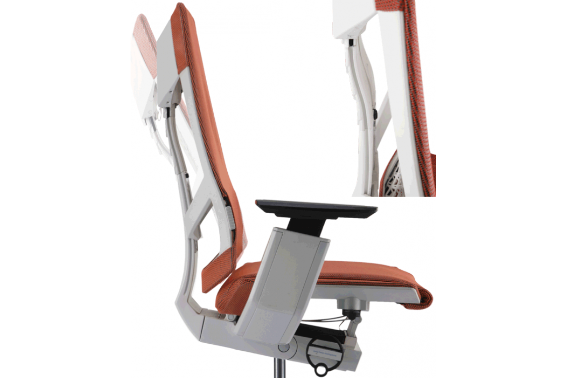 Эргономичное кресло Comfort Seating Genidia