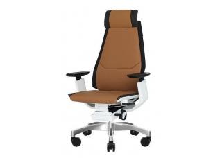 Кресло Genidia Lux Brown Кожа