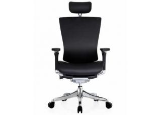 Кресло руководителя Nefil Luxury Кожа