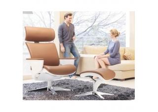 Кресло Nuvem Lux Comfort Seating Кожа
