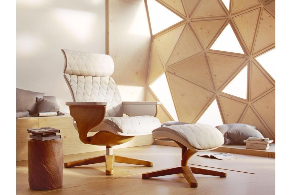 Кресло руководителя Comfort Seating Nuvem Lux