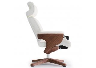 Кресло Nuvem Show для руководителя Кожа