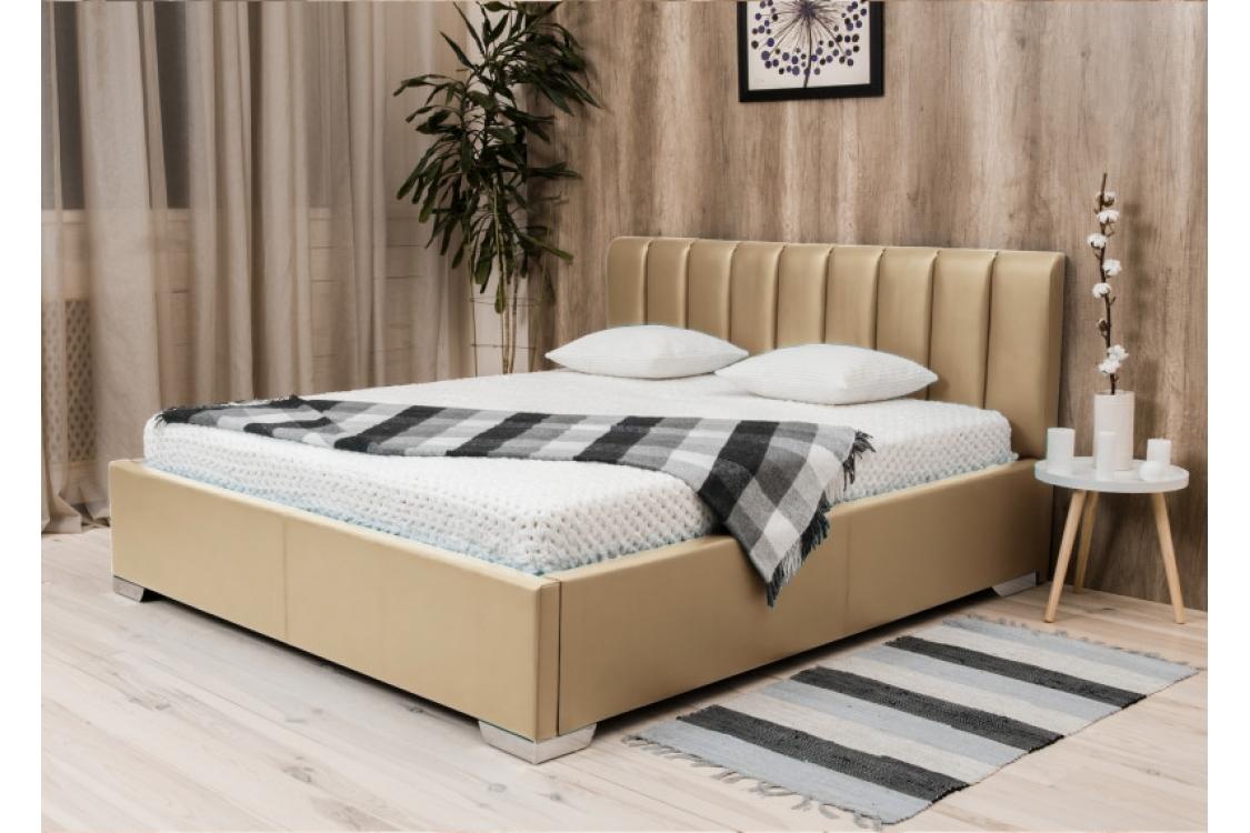 Кровать с изголовьем Лоренс