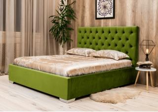 Кровать с изголовьем New York