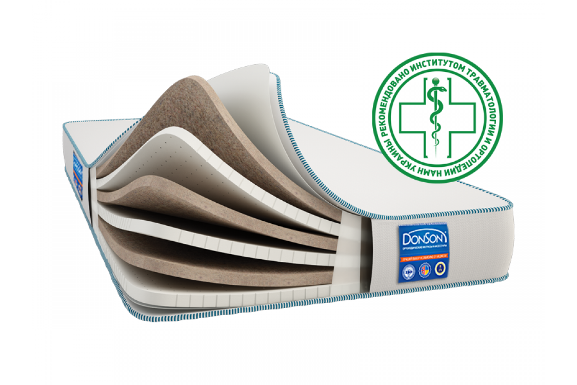 Ортопедический матрас Ecolex