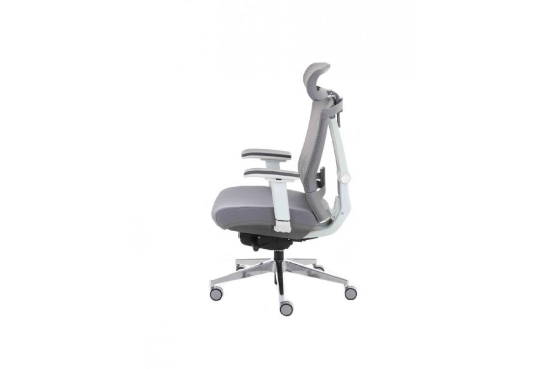 Эргономичное кресло Ergo Chair Grey
