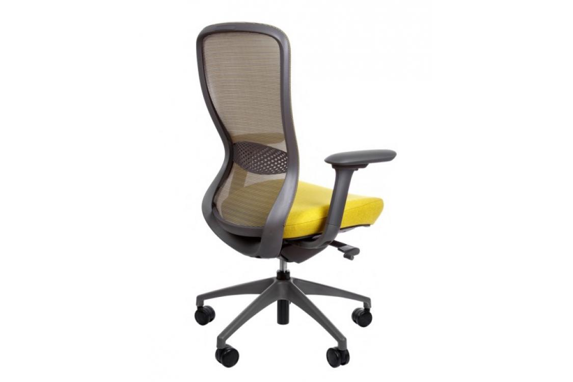 Офисное кресло In-Point Yellow
