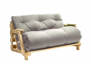 Кресло диван Футон с подлокотниками Gray