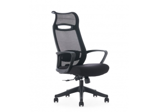 Кресло оператора Blackfix