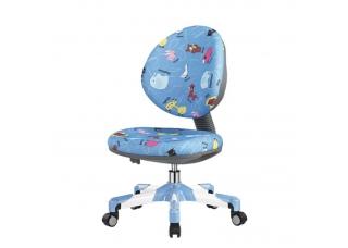 Детское компьютерное кресло Mealux Vena Blue Print