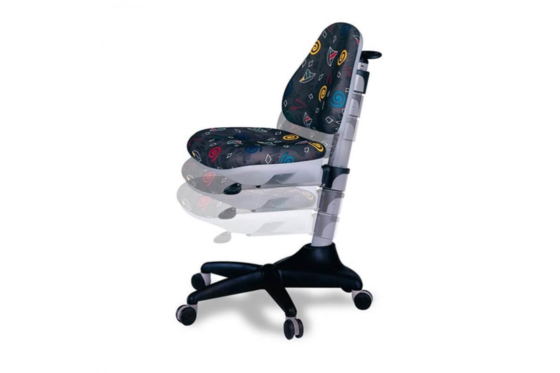 Детское компьютерное кресло Mealux Y -317 Blue Print