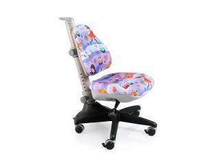 Детское компьютерное кресло Mealux Y-317 Lilac Print