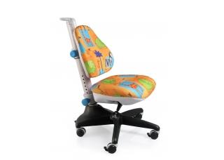 Детское компьютерное кресло Mealux Y-317 Yellow Print