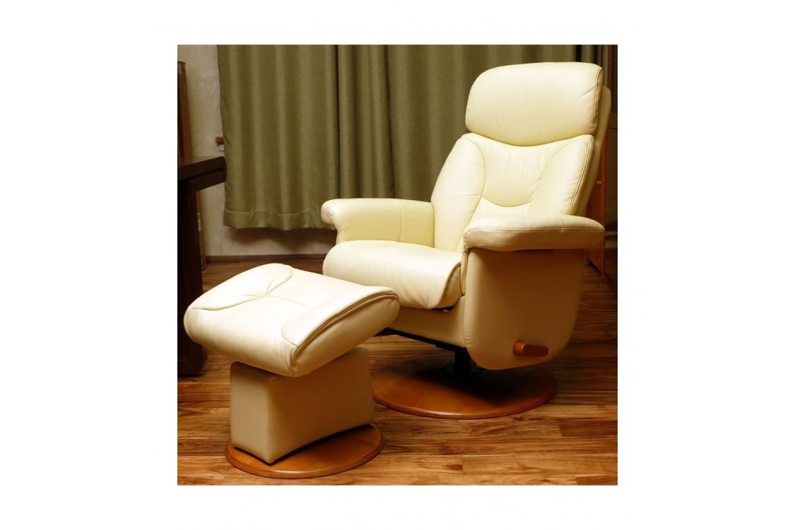 Кресло кожа Relax Master