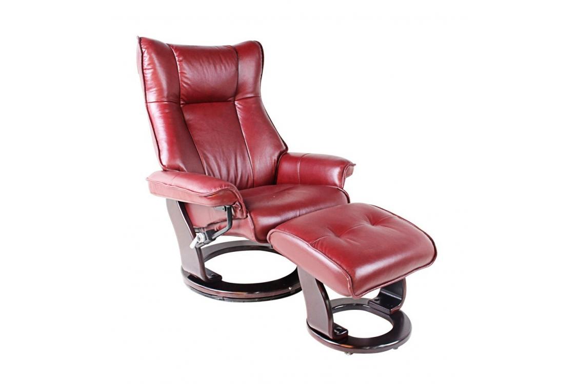 Кресло с подставкой для ног Relax Melvery