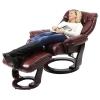 Кресло офисное Relax Zuel Brown