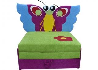 Детский диван Бабочка