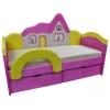 Детский диван Домик Pink