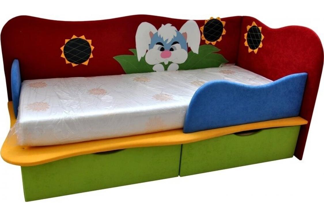 Детский диван Кролик