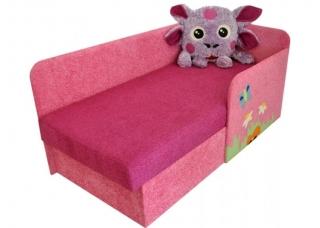 Детская кровать Лунтик