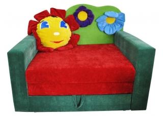 Детский диван Лужок