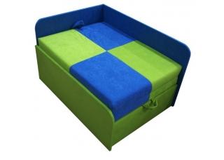 Детский диван Мини Green Blue