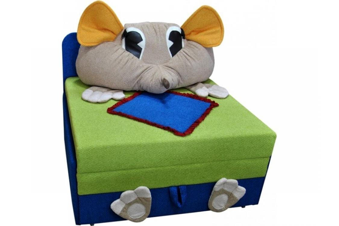 Детский диван Мышка
