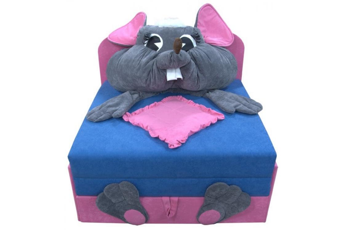 Диван для ребенка Мышка