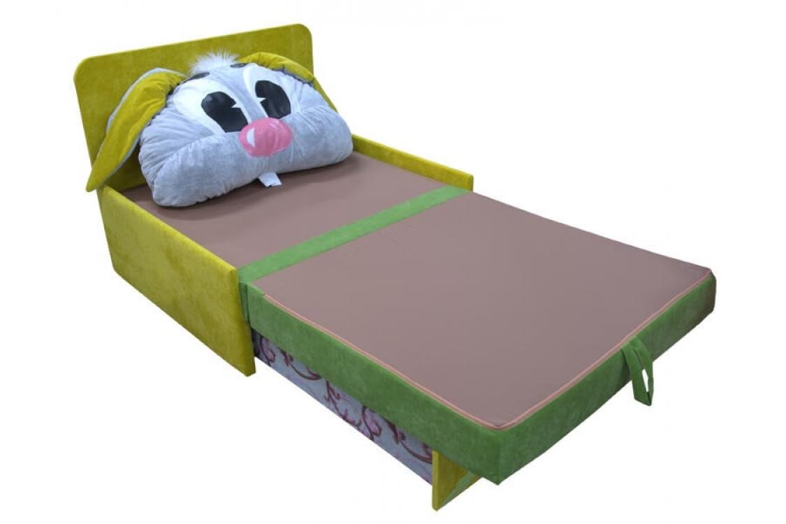 Детский диван Зайчик
