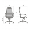 Офисное кресло Samurai S1