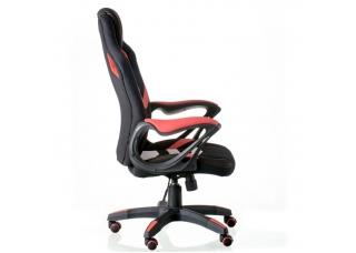 Геймерское кресло Abuse black-red