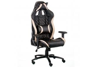 Геймерское кресло ExtremeRace 3 black-cream